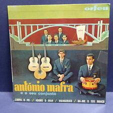 ANTONIO MAFRA E o seu conjunto Limpa o po ... ORFEU 6050