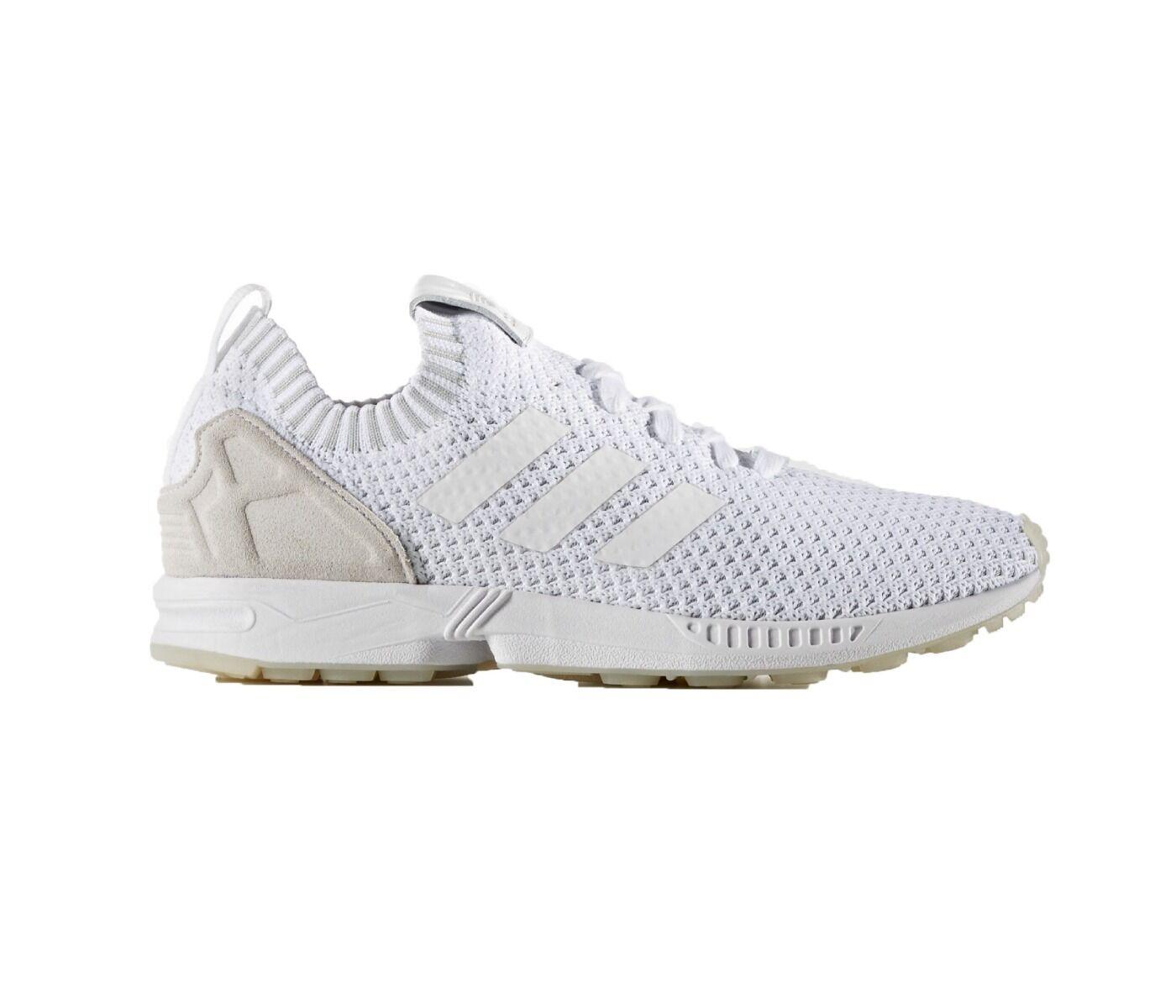 Adidas zx flusso pk Uomo correndo trainer white scarpe 6,5 - 11,5 white trainer runner ea7108