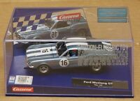 Carrera Digital Ford Mustang Gt 16 1/32 Scale Electric Slot Car W/lights 30758