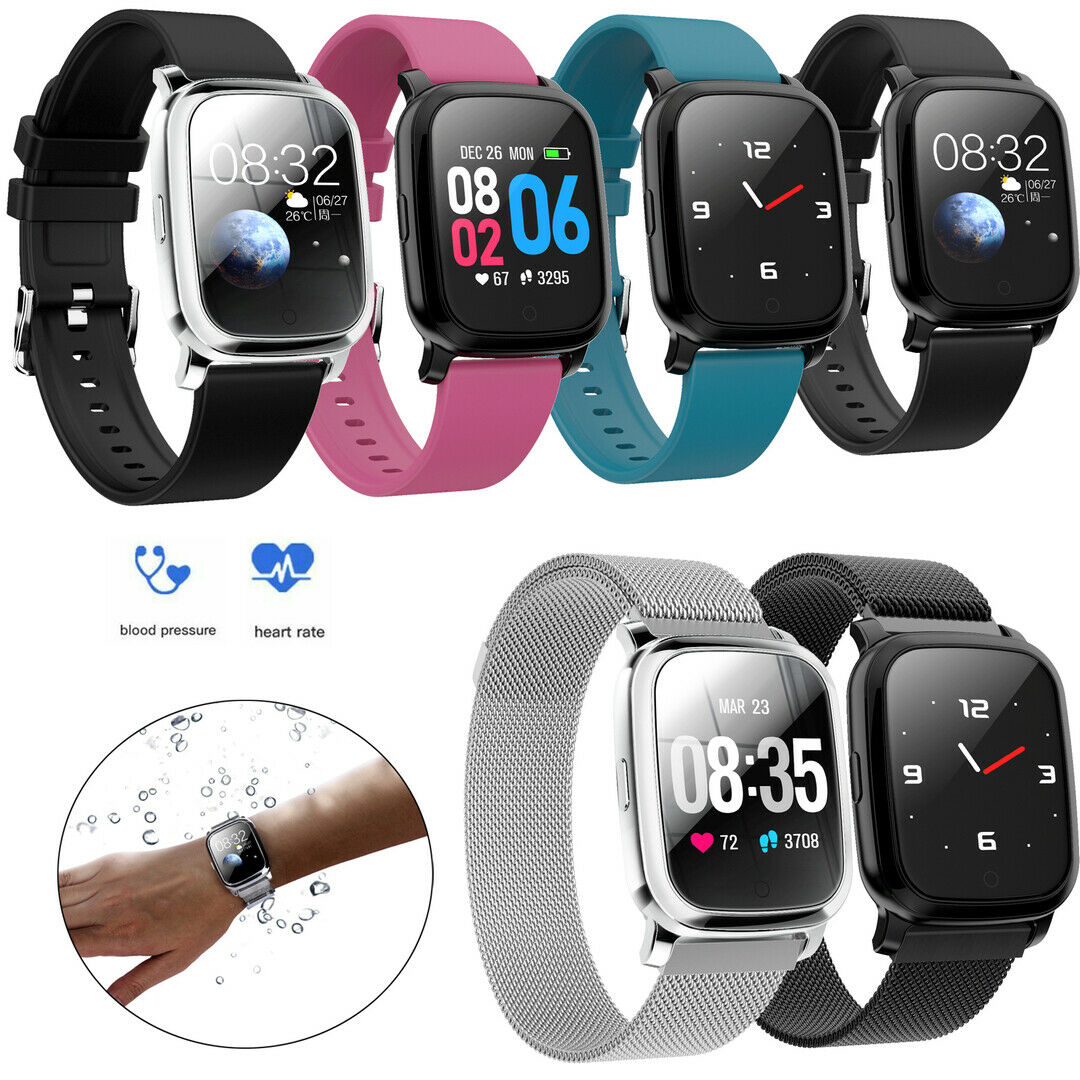 Touchscreen Smart Watch Heart Rate Fitness Tracker for Samsung A21s A31s A41 A51