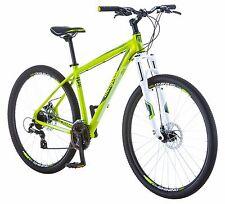 "29"" Mongoose Men's Switchback Mountain Bike, Green, Small"