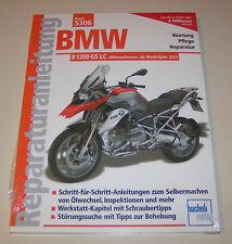 Reparaturanleitung BMW R 1200 GS LC  Wasserboxer - ab Modelljahr 2013!