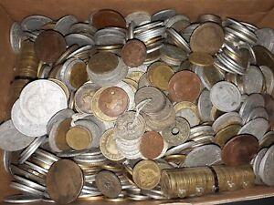 A-SAISIR-Lot-de-pieces-de-monnaie-francaises