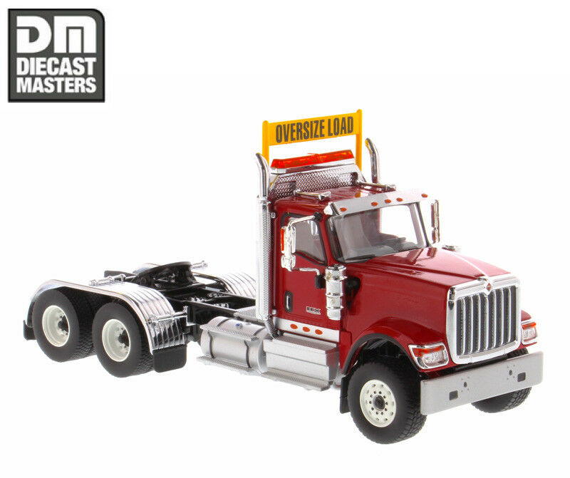 1 50 DIECAST Masters remorque Head 71002 International  HX520 Day Cab Tandem  livraison gratuite
