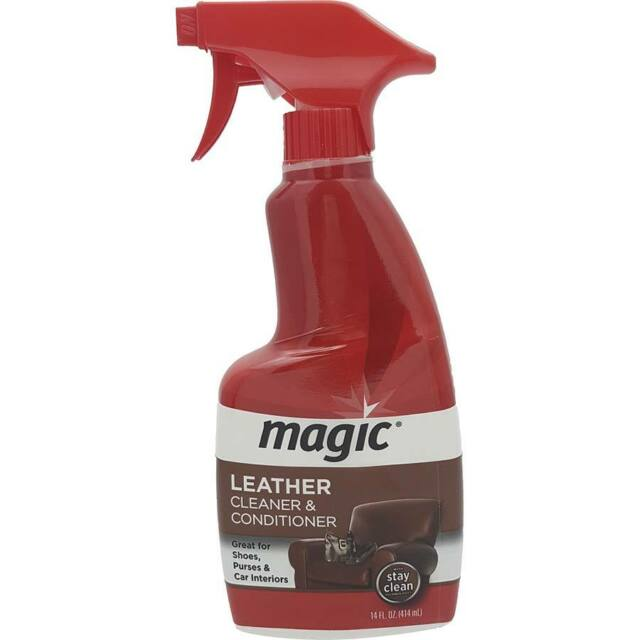 Magic Leather Furniture Care Sofa Cleaner Protector