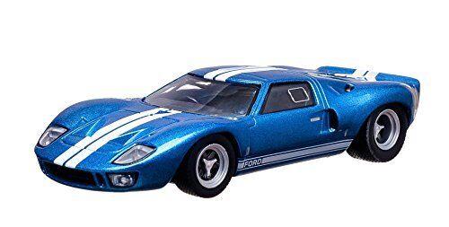 Luz verde 1 43 Ford GT40 1969 Rápido y Furioso V (Wild velocidad Mega Max) blu