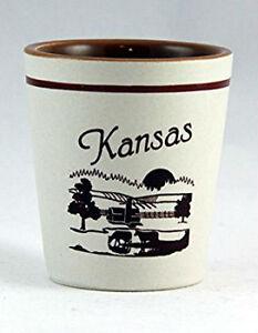 Kansas Ferme Céramique Verre à Shot 6wrSW4Q5-09153204-112926178