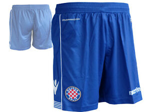 Macron-Hajduk-Split-Away-Short-blau-Fan-Fussball-Hose-Turnhose-Kroatien-Gr-S-XXL