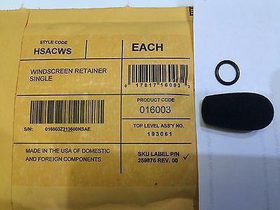GENUINE BOSE A-20 /& X REPLACEMENT MICROPHONE FOAM WINDSCREEN  p//n 16003