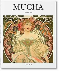 Alphonse-Mucha-1860-1939-the-Artist-As-Visionary-Hardcover-by-Sato-Tomok