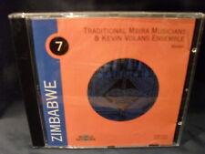 Zimbabwe: Various & Kevin Volans Ensemble  - Mbira