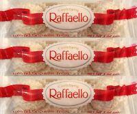 Ferrero Raffaello Coconut Creme White Chocolate 12 3-piece Packs