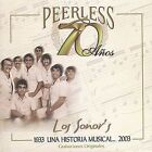 70 A€os Peerless Una Historia Musical by Los Sonor's (CD, Oct-2003, Peerless/MCM)