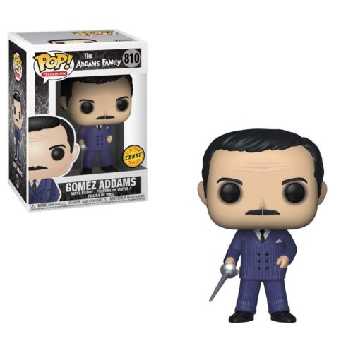 Chase Funko The Addams Family-Gomez #810 POP TV
