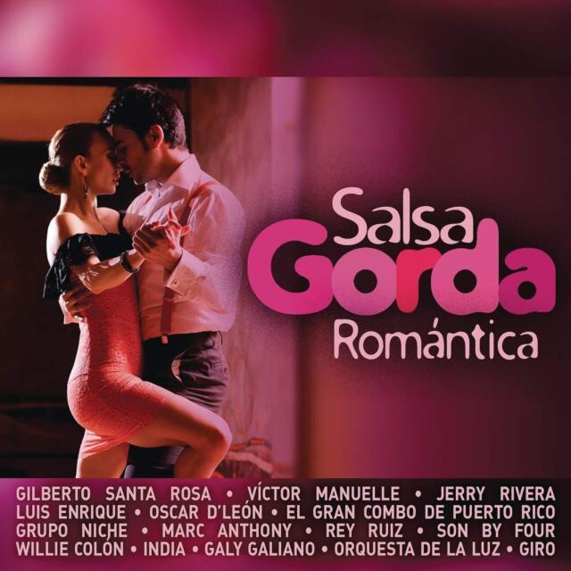 Various [Sony U.S. Latin] - Salsa Gorda: Romantica CD #1972900