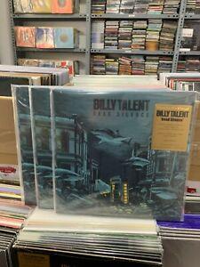 Billy Talent 2 LP Dead Silence Crystal Water Coloured Vinyl 2021