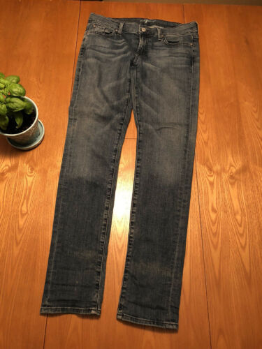 29 dritti Molto 7 Mankind Womens Seven Roxanne X Jeans 32 bello For All 0BwxHf8Uq