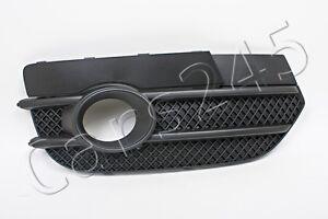 Genuine Front Bumper Grille Trim Molding Black RIGHT Fits AUDI Q3 2012-2014
