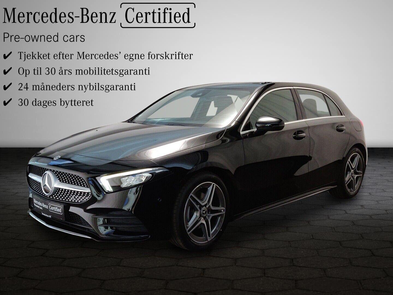 Mercedes A200 1,3 Advantage AMG aut. 5d