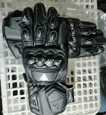 New Leather Motorbike Motorcycle Gloves