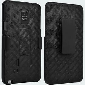 Kickstand-Holster-Combo-Case-with-Belt-Clip-for-Samsung-Galaxy-Note-4