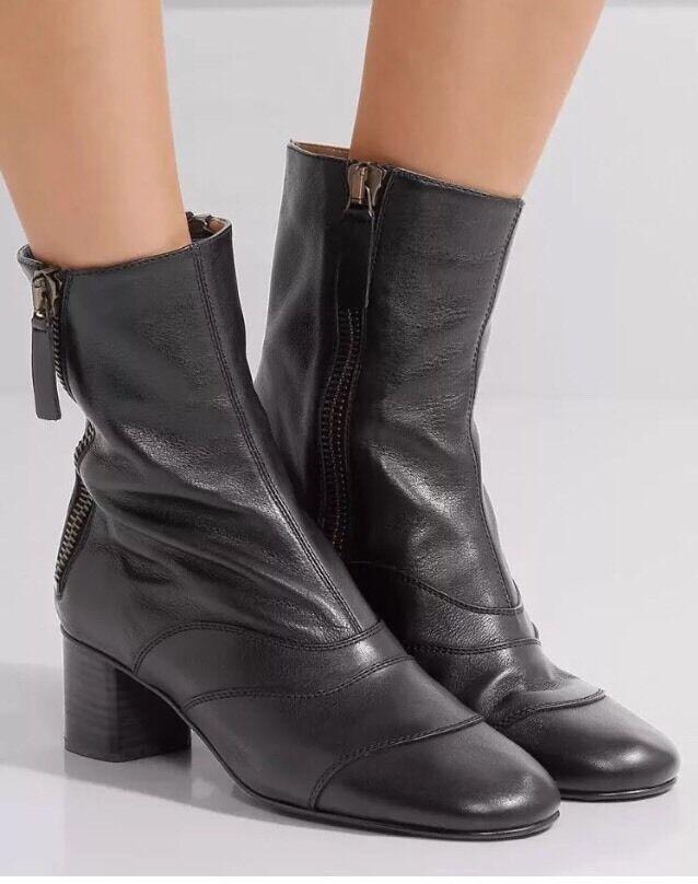 in vendita Chloe Donna Donna Donna  Lexie Block nero Heel avvio 7459 Dimensione 40 EUR New  consegna veloce e spedizione gratuita per tutti gli ordini