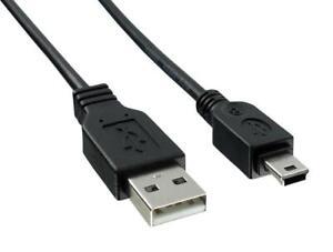 Câble USB de Synchronisation Données pour Garmin Nuvi 2585TV 2515 Lt 2545 Lmt