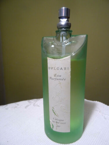 BULGARI Eau Parfumée Cologne au thé vert 80°/ 150ml  RoWym 0mhQX