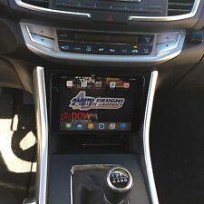 Premium Honda Accord iPad Mini/Nexus 7 Double Din Dash Kit