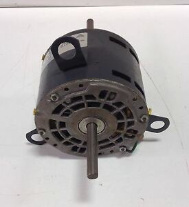 Emerson 1100rpm 1 3hp Electric Motor K55hxlwt 6160 103229