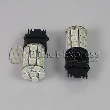 2 x Bombillas 27 LED SMD Rojo T25 Coche. Freno, Posicion trasera... Bombilla