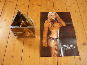 Anastacia-Same-Limited-Edition-CD-DVD-mit-POSTER