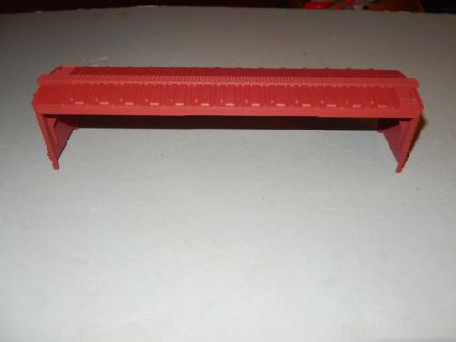 6672-8 BROWN ROOF//SIDES FOR  REEFERS NEW W46M LIONEL PART