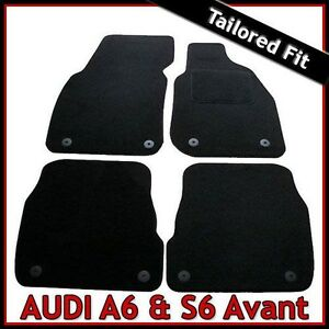 Audi A6 Avant Estate C5 1997 2005 Tailored Fitted Carpet Car Floor