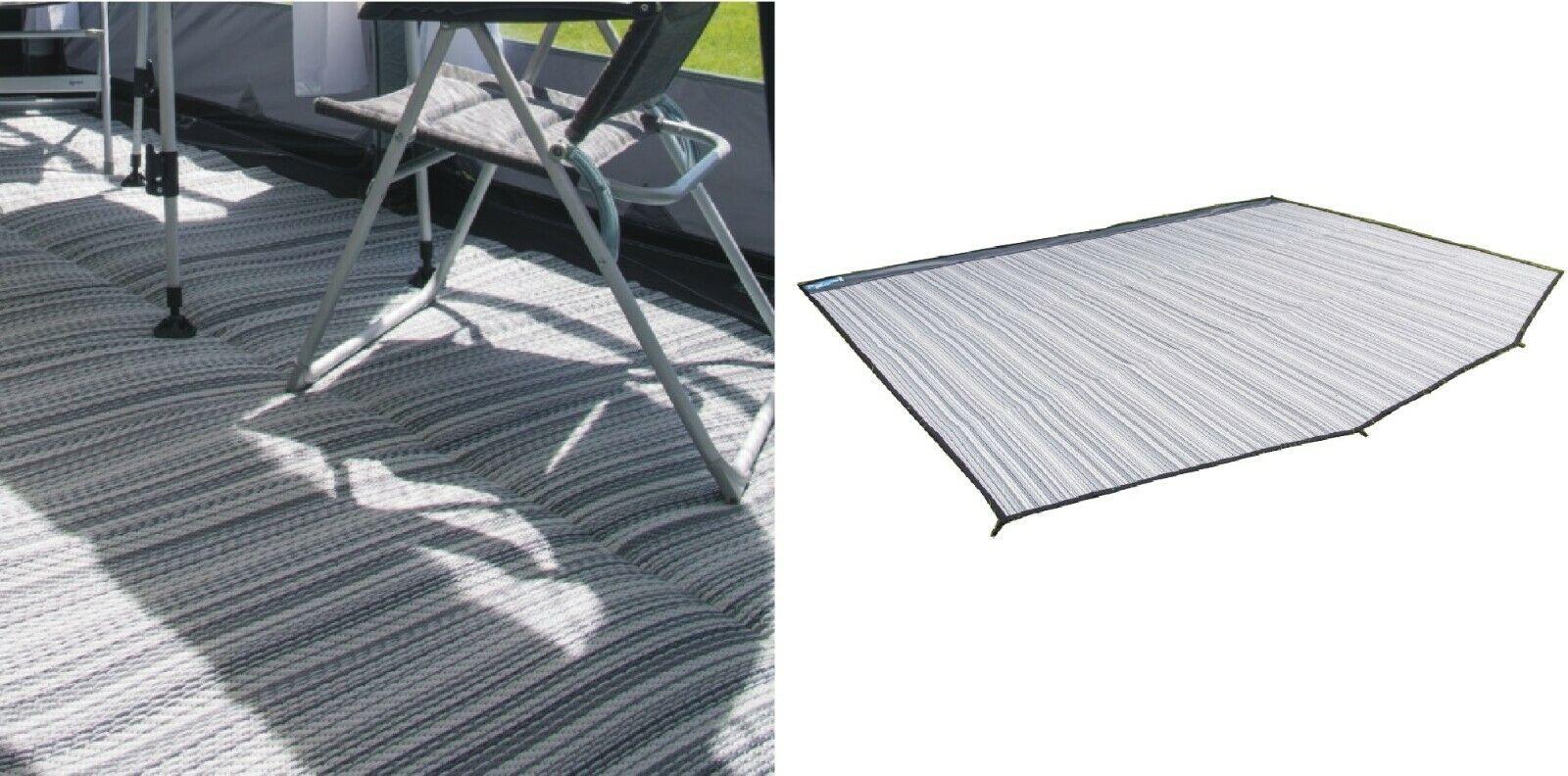 Zeltteppich Vorzeltteppich Campingteppich Zeltboden Vorzelt Camping 2,5 x 4M
