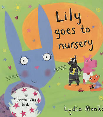 Funny Bunch:Lily Goes to Nursery,  | Paperback Book | Acceptable | 9780333970119