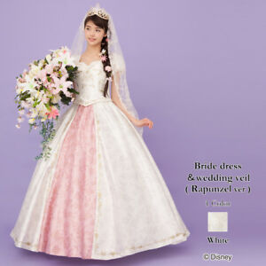 Image Is Loading Tangled Bride Dress Rapunzel Ver Secret Honey Le