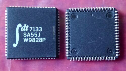 2KX16 68 PLCC  DUAL PORT SRAM IDT IDT7133SA55J 32K