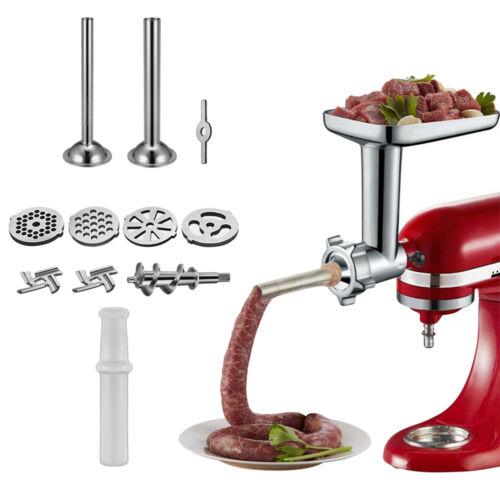 Premium Meat Grinder Attachment Shredder for KitchenAid Accs Kitchen Tool
