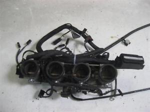 BMW-k-1200-R-ABS-K12R-Valvula-Mariposa-con-Inyectores-Reguladores-Inyeccion