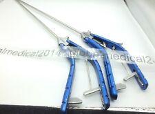 Laparoscopy Titanium Needle Holder Right Hand And Left Hand Addler 1