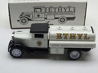 Ertl 1931 International Ethyl Gasoline Die Cast Bank 4006