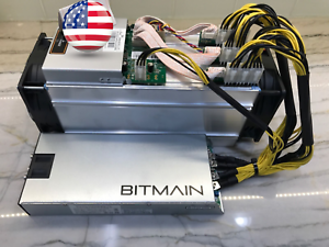 Bitmain-Antminer-S9-13-5TH-s-ASIC-Miner-PSU-Good-Working-Condition-IN-BOX-USA