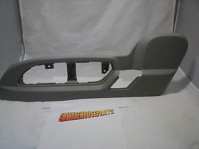 GM OEM Front Seat-Outer Finish Panel Left 25941603