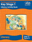 KS1 Literacy: Year 2, Term 3: Activity Book: Literacy Book - Year 2, Term 3 by Letts Educational (Paperback, 1998)