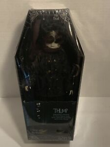 Mezco-Living-Dead-Dolls-THUMP-Goth-Horror-Doll-Series-31-New-Sealed