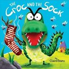The Croc and the Sock by Claire Evans (Hardback, 2016)
