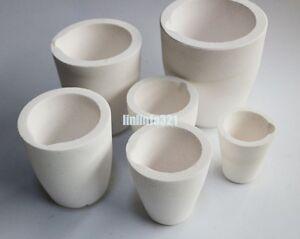 Ceramica-de-fusion-Crisol-Copa-Horno-De-Fundicion-fundicion-Refinacion-Oro-Plata-Cobre