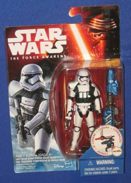 2 Star Wars: TFA The Black Series 6-Inch Action Figures Wave 1 #1 5 4 3