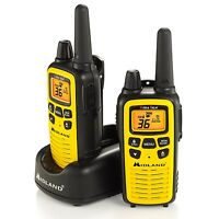 Waterproof Midland Walkie Talkie Se 2 Way Radio Long Range Two H